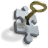 Icon for The Password Mask add-on to Password Cruncher